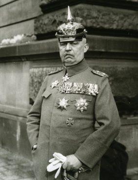 General Erich von Ludendorff