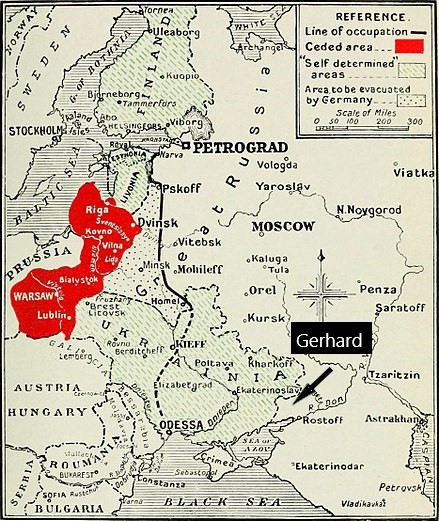Regions Russia lost in the Treaty_Brest-Litovsk with Gerhard