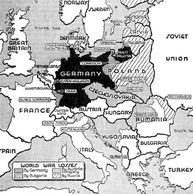 World War losses