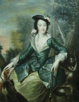 young catherine the great