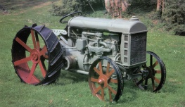 1917 Fordson tractor