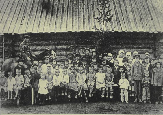 A secret police orphanage for children of kulaks and enemies of the people, western Siberia in the 1930s The Unquiet Ghost Russians Remember Stalin by Adam Hochschild