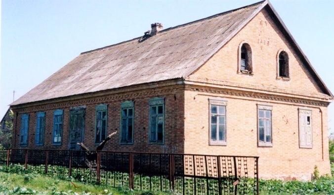 former village school in Eichenfeld2