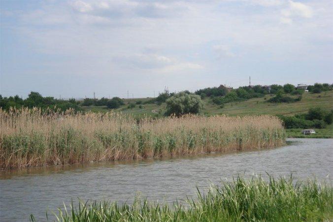 Mius River