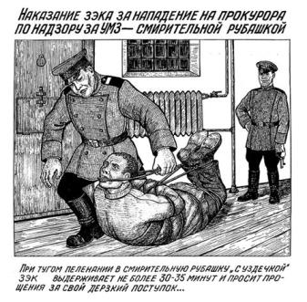torture in gulag prisons