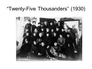 Twenty-Five Thousanders (1930)