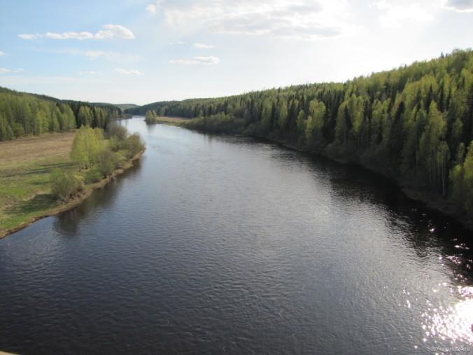 Ukhta River