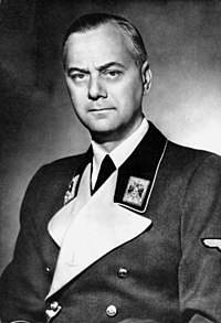 Alfred Rosenberg as Minister for the Occupied Eastern Territories
