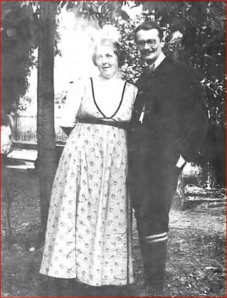 Eberhardt and Emmie Arnold