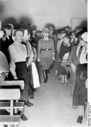 Halbstadt, Himmler bei Volksdeutschen