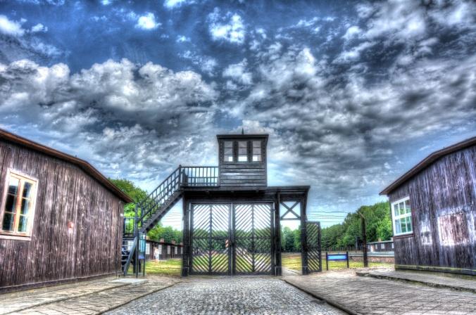 Stutthof gate