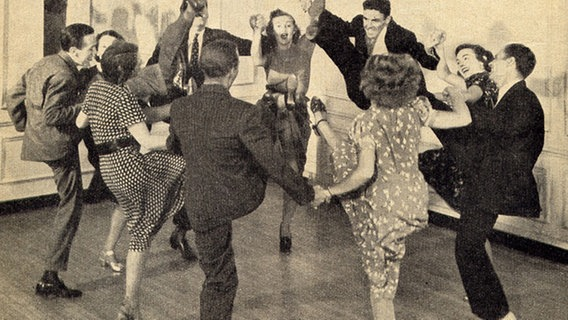 Swingkids and the lindy hop