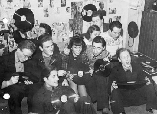 Swingkids Nein, das Nazi-Regime konnte meine Liebe zum Swing nicht brechen Günter Dische