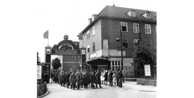 Gronenfelde Frankfurt Oder POW release