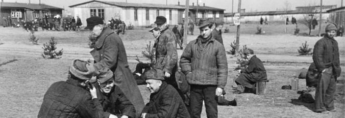 Prisoner at Frankfurt Oder